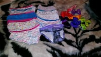 4T underwear and bows Groves, 77619