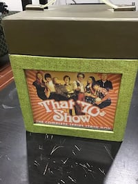 That 70's Show Complete series Box Set. DVD's Mississauga, L5B