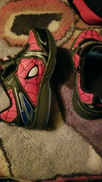 Spiderman Light up shoes  Clinton, 73601