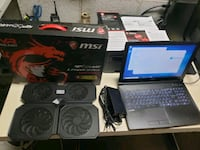 "MSI GP62MVR 6RF-242CA 15.6"" Intel Core i7 6700HQ ( Toronto, M5A 1Y6"