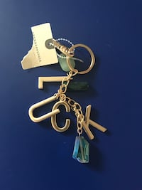 Anthropologie luck keychain  Brampton, L6Y