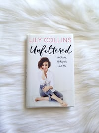 Unfiltered by Lily Collins Toronto, M1T