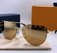 Louis Vuitton Sunglasses with tag and box Duluth, 30096