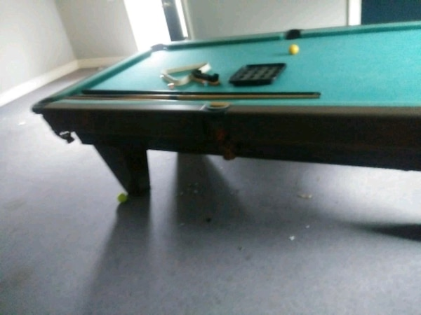 Miraculous Used Pool Table For Sale In Houston Letgo Download Free Architecture Designs Itiscsunscenecom