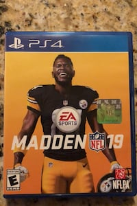 PS4 Madden 19 Woodbury, 55125
