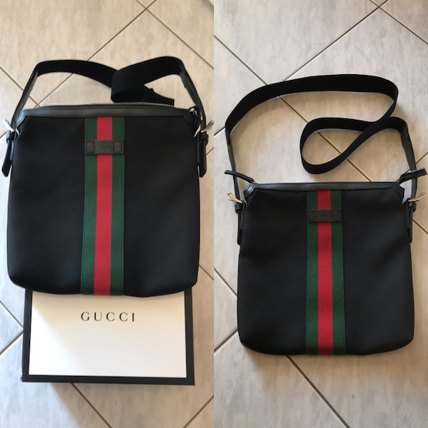 7a740b45d16 Used Gucci Messenger Bag for sale in Markham - letgo