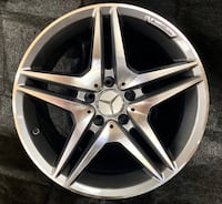 18-19-20 inches Mercedes Benz amg rims brand new West Caldwell, 07006
