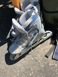 Barely used Roller Blades Aurora, L4G 1E6