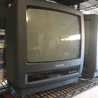 TV with vhs player 2067 mi