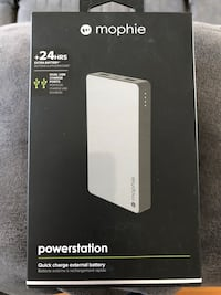 Brand new, never opened! Portable powerbank Rockville, 20854