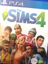 PS4 sims 4' like new! Georgetown, 40324