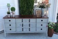 GORGEOUS 9 DRAWER BUFFET• DRESSER• TV BASE • SOFA TABLE Temecula, 92591