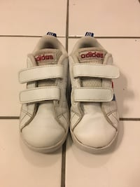 Adidas leather shoes size 25,5