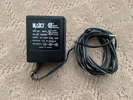 Naki charger for sega game gear