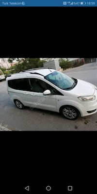 2014 Ford curier Site Mahallesi