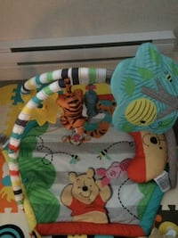 Bright Starts Disney Baby's Winnie The Pooh Activity Gym / play mat Vancouver