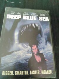 Deep Blue Sea DVD Lake Mills, 53551