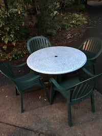 COMMERCIAL GRADE Outdoor Tables and Chairs