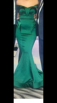 women's green sleeveless dress Los Angeles, 91344