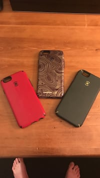 three i phone 6 speck cases