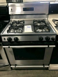 KENMORE STAINLESS STEEL NATURAL GAS STOVE $279 #31 Hempstead, 11550
