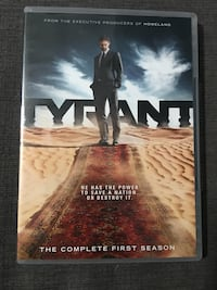 Tyrant season 1 dvd Stafford, 77477