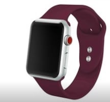 Iwatch rubber bands