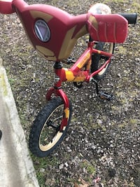 Ironman bicycle (kids) Chester, 21619