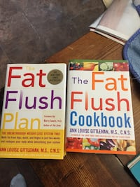 The Fat Flush Plan and Cookbook