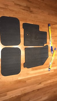 Dodge Journey wipes and mats Vaughan