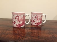 Spode St. Nick Coffee Mugs Sykesville, 21784