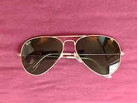 Ray Ban Aviator Classic sunglasses in excellent condition, no scratches New York, 10038