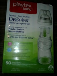 Baby Set:Soothers+Thermometer+Bottle liners Calgary, T2A 6E4