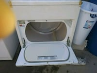white front-load clothes dryer Los Angeles, 91304