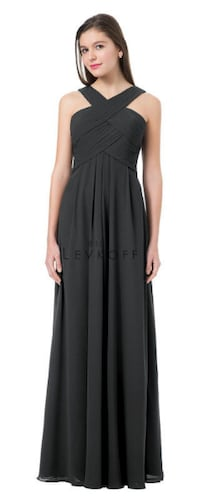 Dress By Bill Levkoff Size 14 bridesmaid Toronto