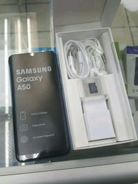 Brand New Samsung Galaxy A50; 64 GB; Blue Toronto, M5A 2G5