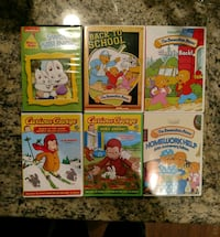Berenstein Bears, Curious George, Max/Ruby The Woodlands, 77380