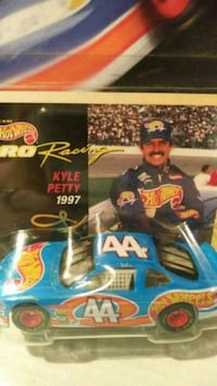Hot Wheel pro racing 1997 Kyle Petty