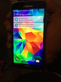 Verizon Galaxy S5 Santa Ana, 92703