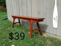 Wood Bench *Delivery Available* Hamilton, L9H 5N7