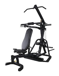black and gray exercise equipment Lincoln, L0R