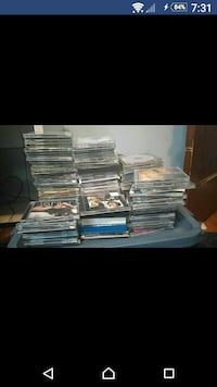CD collection for sale Toronto, M4L 2P8