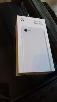 Google Pixel 3 XL - New (Open Box) 64 GB Toronto, M6K 3R1