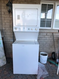 stackable washer and dryer Mississauga, L4W