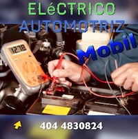 mecanic and electric car mobil Lawrenceville
