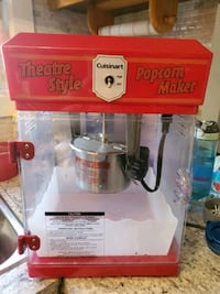 Popcorn machine. Clean and ready to go! Calgary, T2A
