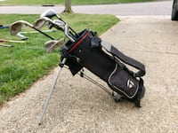 Taylor Made Jr. Golf Set