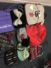 Purses and backpack  Houston, 77063