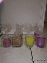 Homemade candles FREE DELIVERY Wylie, 75098