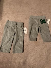 2 pairs of BNWT pants Surrey, V3S 0R6